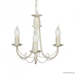 Elstead Lighting Minster MN3 IV/GOLD
