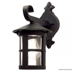 Elstead Lighting Hereford BL21 BLACK E27