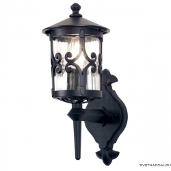 Elstead Lighting Hereford BL10 BLACK
